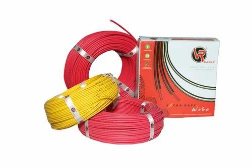 Fire Proof (ZHFFFR),Smoke Less Xtra Safe House Wire