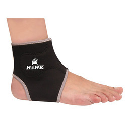 Ankle Support Medium size, Made of Breathable Neoprene Quality Material, Black
