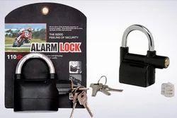 Anti Theft Burglar Pad Lock Alarm Security Siren