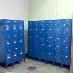 Hall Lockers