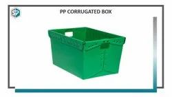 PP Corrugated Box for Medical
