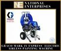 Mark IV Express Graco Electric Airless Painting Machine