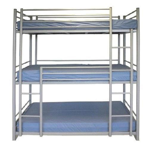 Three Tier Bunk Bed Dhatu Ka Shayan Palang ध त क ब क