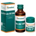 Himalaya Liv 52 Tablets and Syrup