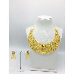 Traditional Short Necklace Set