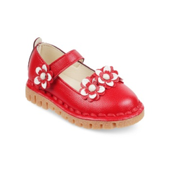 Girls Red Bailey Shoes