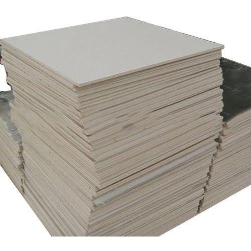 Plaster Of Paris Sheet For For False Ceiling Purpose Rs