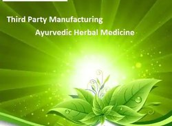 Herbal & Ayurvedic Third Party Manufacturing