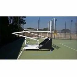 Movable & Adjustable Basketball Hoops