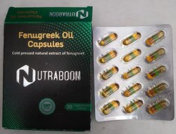 Fenugreek Oil Capsule (Nutraboon)