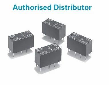 Omron Black G5V-1 Low Signal Relay, DC, 5VDC | ID: 8987509012 on