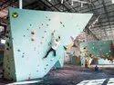 Fiber Climbing Wall