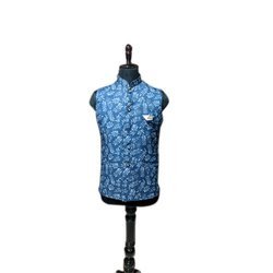 Sleeveless Casual Wear Mens Modi Jacket, Size: 38-44