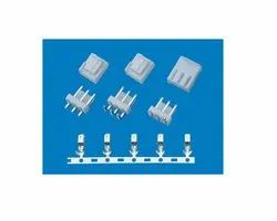 Online Techno White Center Lock VH Connector, Packaging Type: Box, for Telecom/Data/Network