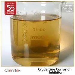 Crude Line Corrosion Inhibitor
