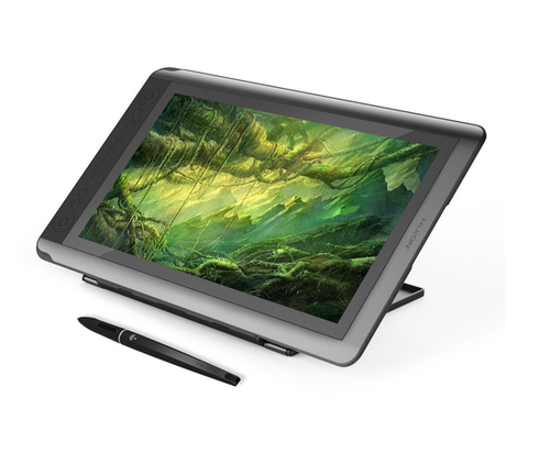 drawing tablet monitor touch bar multi angle stand at rs 69990