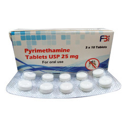 Pyrimethamine Tablets 25mg