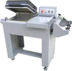 Semi Automatic Shrink Tunnel Wrapping Machine