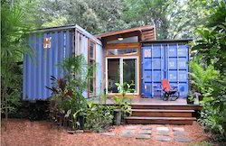 Container Homes Hybrid