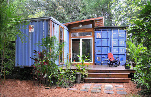 Steel Container Homes Hybrid & Steel Container Homes Hybrid Rs 180000 /piece M A Portable Cabins ...