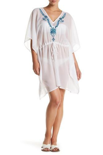 920029c3683ba Ladies Cover Up Embroidered Kaftans at Rs 325 /piece | Kartarpura ...