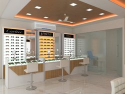 Spectacles Showroom Design - New