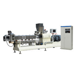Automatic Soya Chips and Sticks Extruder Machine, For Industrial