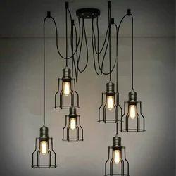 ELECTROLITE LED Hanging Cage Light, For Decoration, 10W