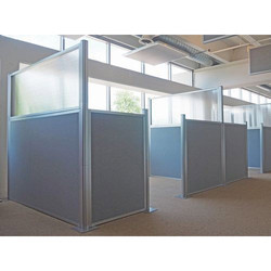 office devider office partitions freestanding screen divider desk