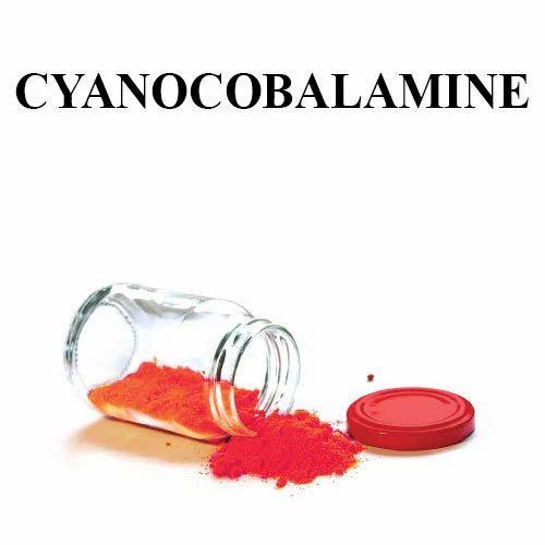 Vitamin B12 (Methylcobalamine/Cyanocobalamin )Powder