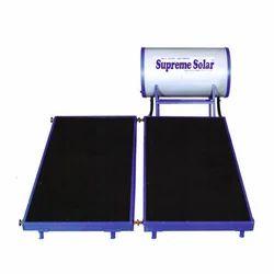 Flat Plate Solar Heater