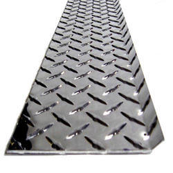 SS Chequered Plate