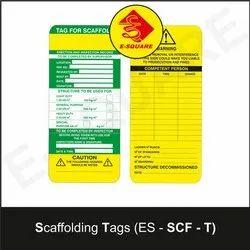Scaffolding Tag ES-SCF-T