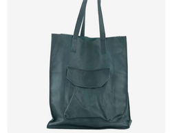 Cotton Stone Wash Vegitable Carry Bag