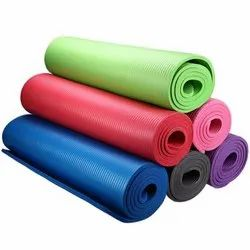PVC Yoga Mats, For Exercise And Fitness, Thickness: 5-8 Mm