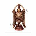 Brass Venkateswara Statues