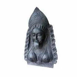 Black Marble Tara Mata Statue