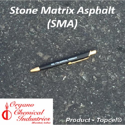(SMA) Stone Matrix Asphalt, For Reducing Cost Due To