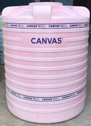 Plastic 3000L Puff Water Storage Tank