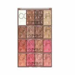 4 Colors grooming Powder, Box