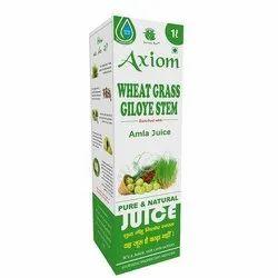 Axiom Ayurveda Jeevan Ras Wheat Grass Giloy Stem Herbal Juice 1000 Ml