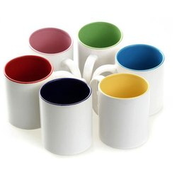 Sublimation Inside Color Ceramic Mug