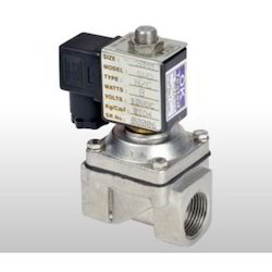 2 Way Pilot Diaphragm Solenoid Valve