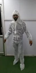 PPE Kit With Sitra Cert of Non Woven Cloth