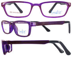 Smoke Kids Fashionable High Quality Tr90 Spectacle Frame-1213