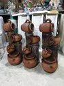 Designer Pot Indoor Water Fountain