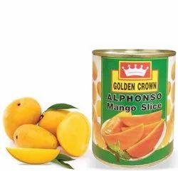 840 gm Mango Alphonso Pulp