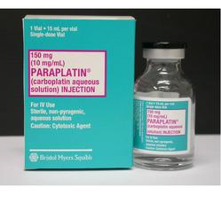 Paraplatin injection