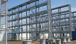 Reefer Structure, for Pharmaceutical / Chemical Industry