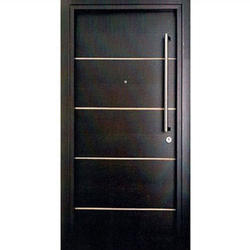 Kenya Furniture Wood Black Decorative Door